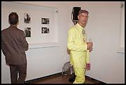 ANDREW LOGAN, Dennis Hopper: The Lost Albumn, Royal Academy. Burlington Gdns. London. 24 June 2014