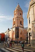 Convent of Santa Domingo, Ciudad de los Reyes, Historic center of the city, Lima, Peru