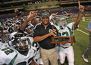 Pflugerville Connally vs. Fredericksburg, Friday, Sept. 7, 7:30 p.m, 2007, Toyota Tundra Texas Football Classic.  Ninth Annual Classic  brings a selection of some of the state's best programs, playing five games over three days at the Alamodome in San Antonio.