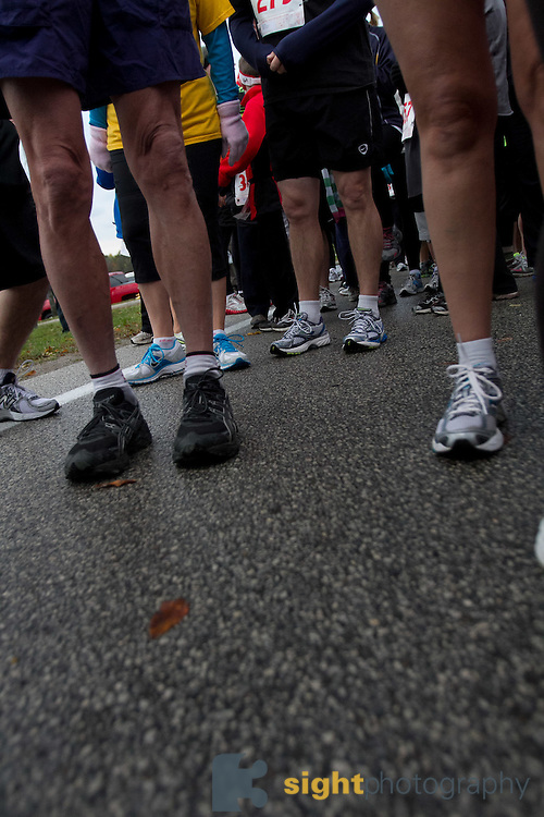2011 Bowman Cup 5K Race at Kent State University. Photo by Bryan Rinnert