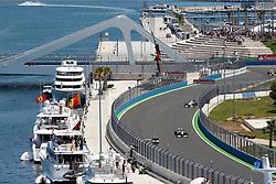 Motorsports / Formula 1: World Championship 2010, GP of Europe, 03 Michael Schumacher (GER, Mercedes GP Petronas),   23 Kamui Kobayashi (JPN, BMW Sauber F1 Team),