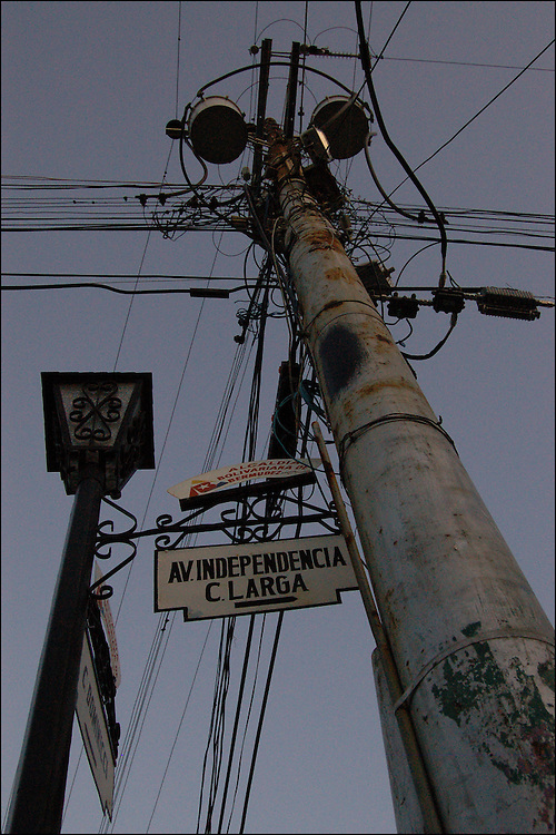 REPORTAJE DEL ESTADO SUCRE<br /> Photography by Aaron Sosa<br /> Carupano, Estado Sucre - Venezuela 2007<br /> (Copyright &copy; Aaron Sosa)