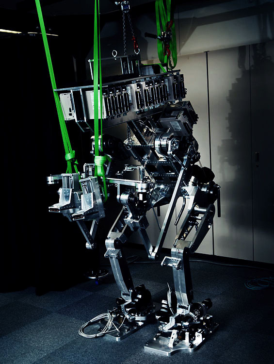POWER LOADER for WIRED Japan