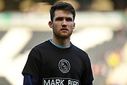 Wycombe Wanderers forward (on loan from Queens Park Rangers) Paul Smyth (17) during the EFL Sky Bet League 1 match between Milton Keynes Dons and Wycombe Wanderers at stadium:mk, Milton Keynes, England on 1 February 2020.