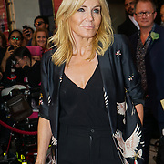 Garrick Theatre , London,UK. 2nd August 2017. Michelle Collins attends the Gangsta Granny - press performances.