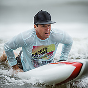 Images from Bodhi's Revenge SUP race by Half Moon Outfitters at Folly Beach near Charleston, SC.