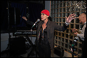 Lisa Stansfield, Lisa Stansfield, Opening of the Trouble Club., Lexington St. Soho London. 6 November 2014