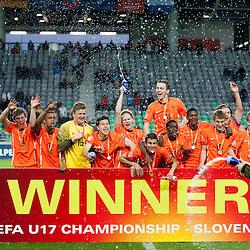 20120516: SLO, Football - UEFA European Under-17 Championship 2012, Finals, Germany vs Netherlands