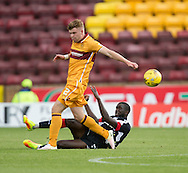 - Motherwell v Dundee in the Ladbrokes Scottish Premiership at Fir Park, Motherwell. Photo: David Young<br /> <br />  - &copy; David Young - www.davidyoungphoto.co.uk - email: davidyoungphoto@gmail.com