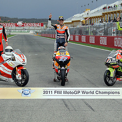 20111106: ESP, MotoGP, GP Generali de la Comunitat Valenciana