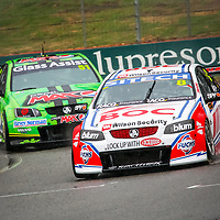 2012 V8 Supercar Round at Wanneroo Raceway