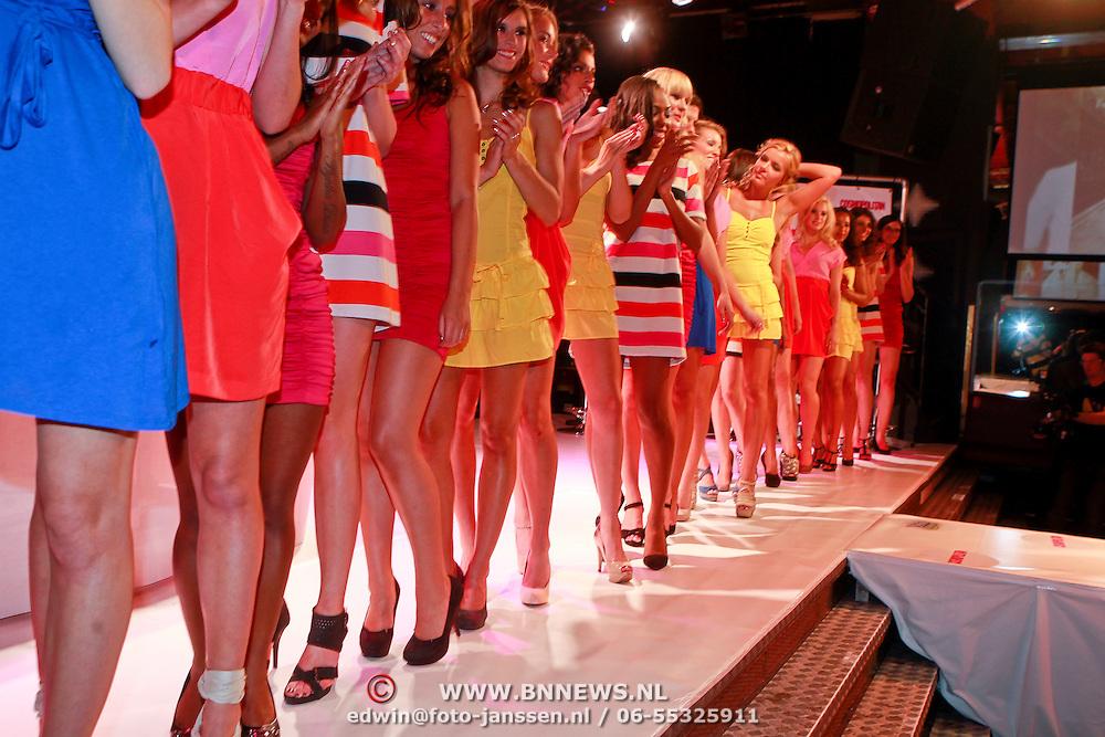 NLD/Amsterdam/20110519 - Verkiezing Mooiste Benen van Nederland 2011,