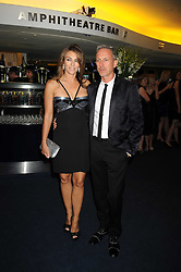 LIZ HURLEY and PATRICK COX at the GQ Men of the Year Awards held at the Royal Opera House, London on 2nd September 2008.<br /> <br /> NON EXCLUSIVE - WORLD RIGHTS