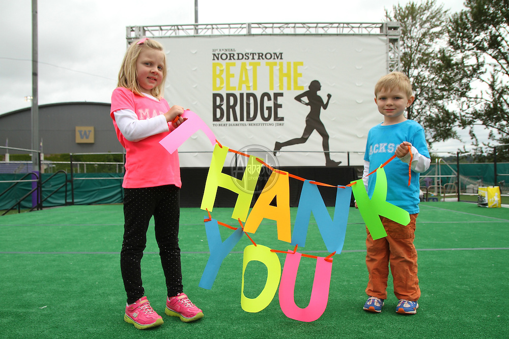 31st Annual Nordstrom Beat The Bridge to Beat Diabetes, benefiting JDRF.