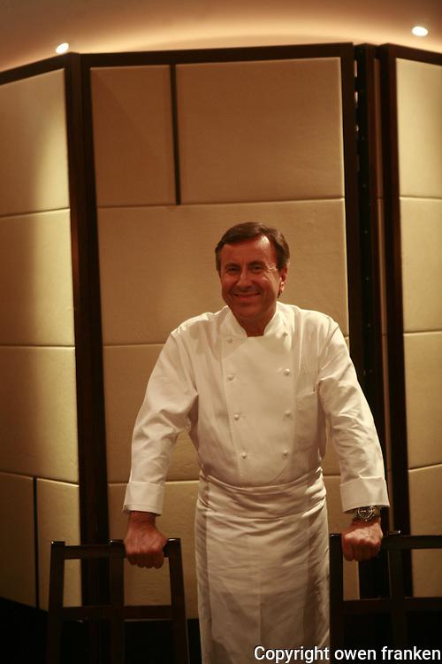 Chef Daniel Boulud....