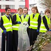 04.04.2017              <br /> Ard Scoil Mhuire, Corbally were out in force doing their bit for TLC3. Pictured are, Amadi Bibi, Julia Zarina, Noelle Shanahan, Ali Moynihan and Vivienne O'Brien. Picture: Michael Andrews