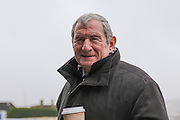 David Pleat prior the The FA Cup match between Sutton United and AFC Wimbledon at Gander Green Lane, Sutton, United Kingdom on 7 January 2017. Photo by Stuart Butcher.