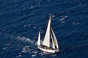 "France Saint - Tropez October 2013, Classic yachts racing at the Voiles de Saint - Tropez <br /> <br /> C,CAG,PARTRIDGE,""21,06"",COTRE AURIQUE/1885,J BEAVOR WEGG"