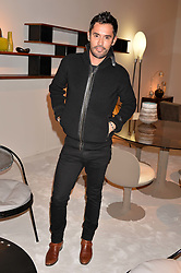 Jean-Bernard Fernandez-Versini at the 2017 PAD Collector's Preview, Berkeley Square, London, England. 02 October 2017.