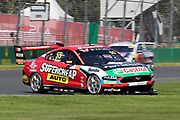 Chaz Mostert (Supercheap Auto Ford). Beaurepaires Supercars Melbourne 400, Virgin Australia Supercars Champiobship Round 2. 2019 Rolex Australian F1 Grand Prix, Albert Park Melbourne 14-16 March 2019. Photo Clay Cross / photosport.nz