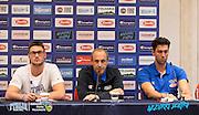 DESCRIZIONE: Trento Ritiro Nazionale Italiana Maschile Senior - Conferenza Stampa Trentino Basket Cup <br /> GIOCATORE: <br /> CATEGORIA: Nazionale Maschile Senior<br /> GARA: Trento Ritiro Nazionale Italiana Maschile Senior - Conferenza Stampa Trentino Basket Cup <br /> DATA: 16/06/2016<br /> AUTORE: Agenzia Ciamillo-Castoria