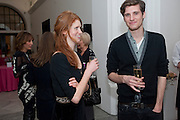 LARA HUGHES-YOUNG; GAVIN BOWER, THE ANGEL'S METAMORPHOSIS. Karen Ruimy book PUBLISHED BY QUARTET party. national portrait gallery.