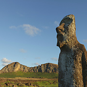 CHILE. Easter Island