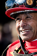November 3, 2018: Jockey Mike Smith