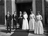 1958 Wedding - Linehan/Farrell