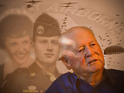 Decatur resident Roland Guyse served in the 101st Airborne Division during World War II. Guyse remains mute on his combat experiences and, like many veterans, chooses not to share memories of what he did in combat.