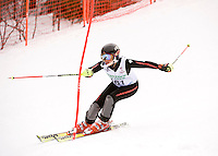 J4 boys slalom at BWL Gunstock March 13, 2010....