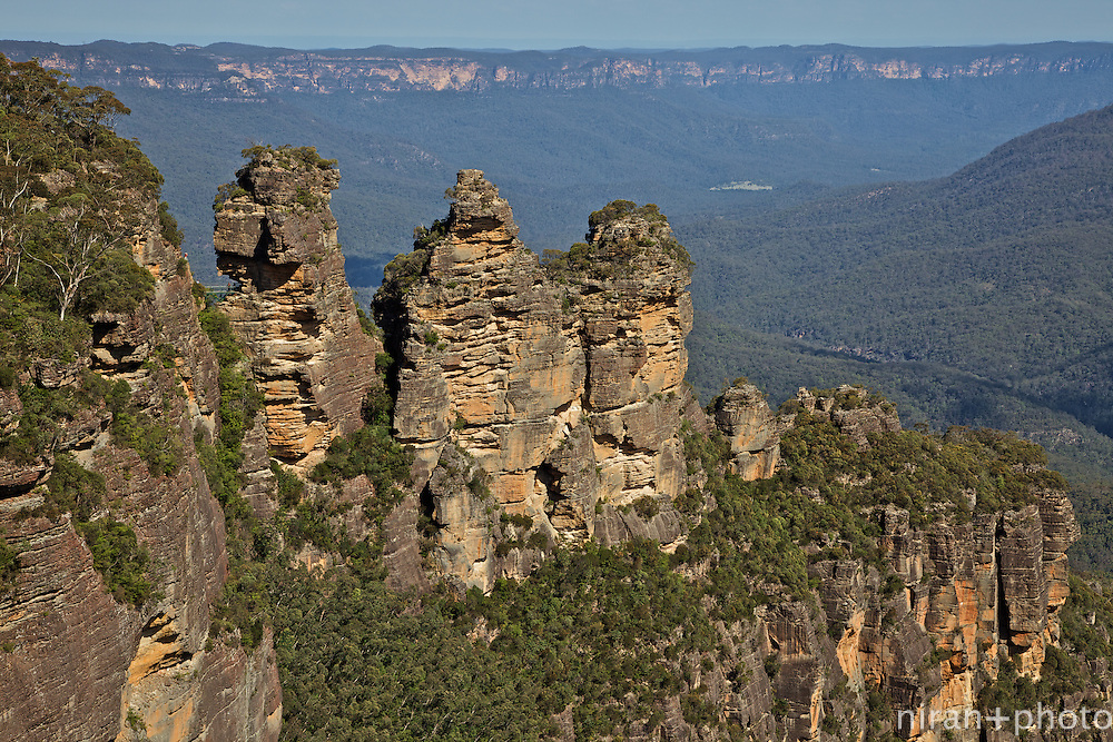Three Sisters, Blue Mountain National Park