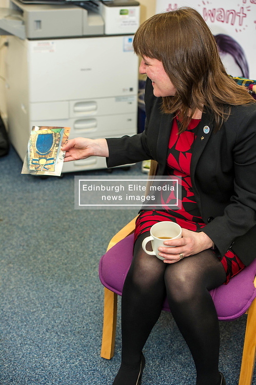 Pictured: Maree Todd<br /> Childcare and early years minister Maree Todd MSP confirmed the total number of boxes  durimg a visit to The Space Unit in Edinburgh today.  Ms Todd also announced that family nurses can now register mothers to receive their box. At close of play on Tuesday 6 March a total of 30,068 boxes will have been delivered.<br /> <br /> <br /> Ger Harley | EEm Date