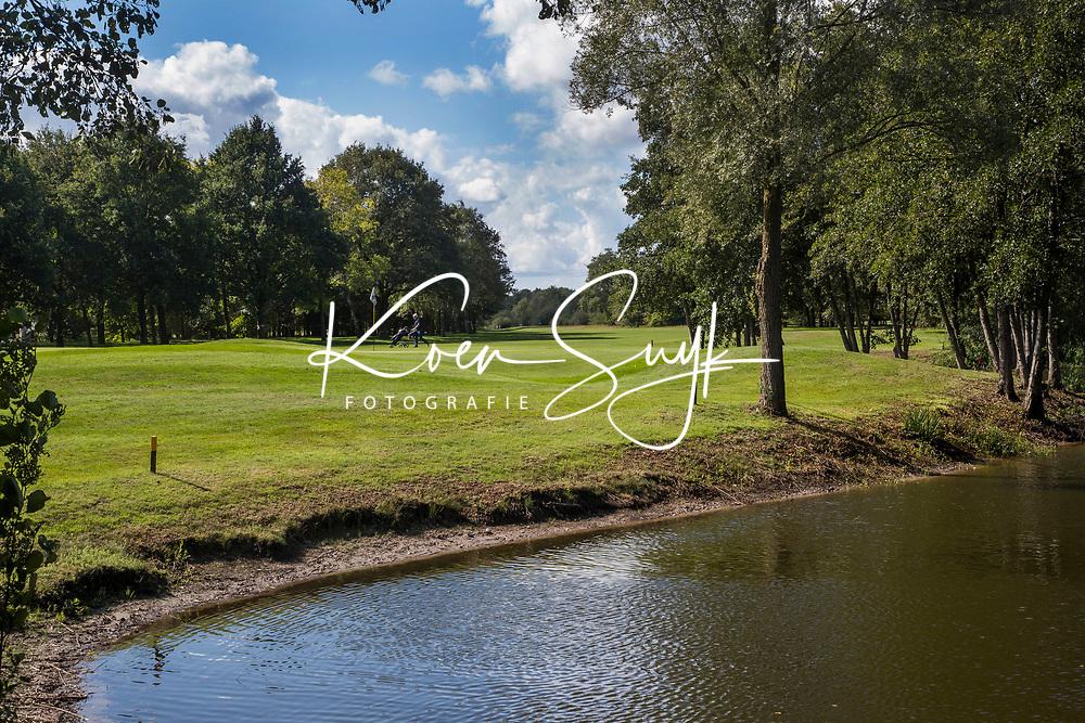 OOSTERHOUT - Hole 9 Oosterhoutse Golf Club. COPYRIGHT KOEN SUYK