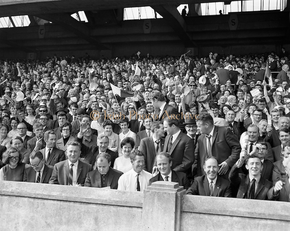 07/09/1969<br /> 09/07/1969<br /> 7 September 1969<br /> All-Ireland Senior Hurling Final: Kilkenny v Cork at Croke Park, Dublin.