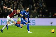 West Ham v Cardiff City 04/12/18