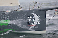 IRELAND, Galway, 6th June 2009, Volvo Ocean Race, Leg 8, Green Dragon Team.