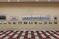 Venezia - 16. Mostra di Architettura. Padiglioni ai Giardini. Palazzo delle Esposizioni.  Caruso St John