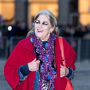 NLD/Amsterdam/20180203 - 80ste Verjaardag Pr. Beatrix, Marte Röling