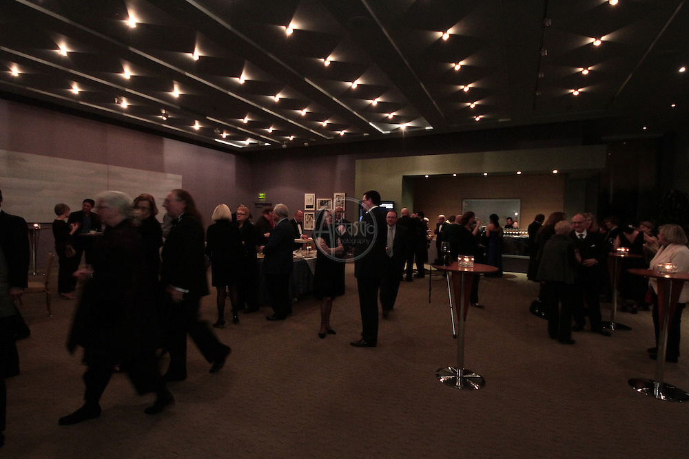 Opening night of Attila at Seattle Opera, McCaw Hall, Jan. 14, 2012.