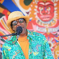 Bahamian Singer, Freeport, Bahamas