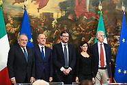 20190411 - Conferenza stampa di presentazione degli Internazionali BNL d'Italia (Palazzo Chigi, Sala