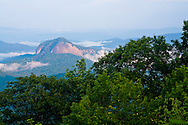 Looking Glass Rock - North Carolina