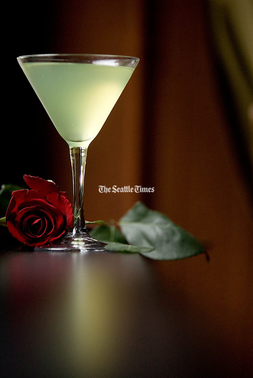 A cocktail called the &quot;Last Word&quot; from an early 1950s book &quot;Bottoms Up&quot; by Ted Saucier. The drink has been a hit around the world. <br />