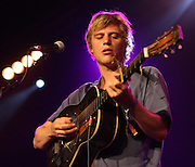 CAMBRIDGE, UK - AUGUST 01: Johnny Flynn performs on stage at the Cambridge Folk Festival on August 1st, 2014 in Cambridge, United Kingdom. (Photo by Philip Ryalls/Redferns)**Johnny Flynn