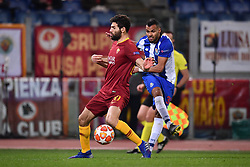 12.02.2019, Stadio Olimpico, Rom, ITA, UEFA CL, AS Roma vs FC Porto, Achtelfinale, Hinspiel, im Bild fernando e fazio, fernando and fazio during the UEFA Champions League round of 16, 1st leg match between AS Roma and FC Porto at the Stadio Olimpico in Rom, Italy on 2019/02/12. EXPA Pictures © 2019, PhotoCredit: EXPA/ laPresse/ Alfredo Falcone<br /> ALFREDO<br /> <br /> *****ATTENTION - for AUT, SUI, CRO, SLO only*****