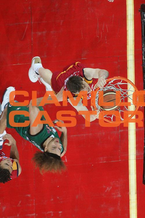 DESCRIZIONE : Roma Lega A1 2007-08 Playoff Finale Gara 4 Lottomatica Virtus Roma Montepaschi Siena <br /> GIOCATORE : Gregor Fucka<br /> SQUADRA : Lottomatica Virtus Roma<br /> EVENTO : Campionato Lega A1 2007-2008 <br /> GARA : Lottomatica Virtus Roma Montepaschi Siena<br /> DATA : 10/06/2008 <br /> CATEGORIA : Special Schiacciata<br /> SPORT : Pallacanestro <br /> AUTORE : Agenzia Ciamillo-Castoria/M.Marchi