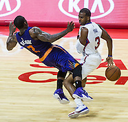 Basketball: LA Clipper vs  Phoenix Suns