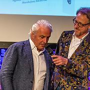 """NLD/Amsterdam/20170413 - boekpresentatie """"Buurman, wat doet u nu"""", Huub Stapel"""