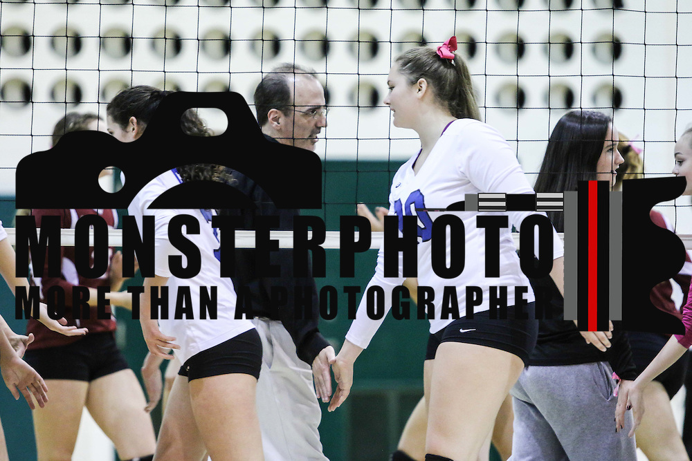 during the 2nd Round of the 2015 DIAA Girls Volleyball Tournament Saturday, Nov. 07, 2015 at Archmere Academy in Claymont.